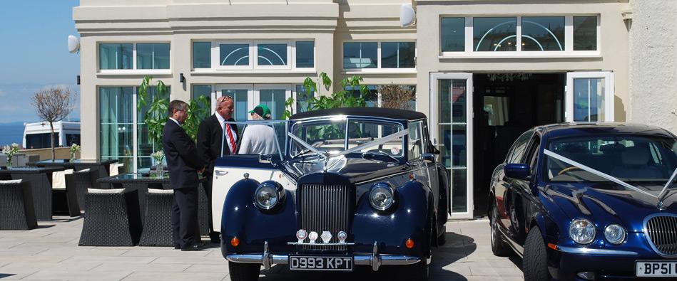 Fairways Hotel Porthcawl Wedding CEREMONY ROOM